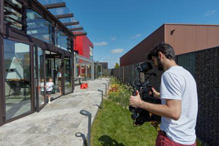 tournage vidéo publicitaire