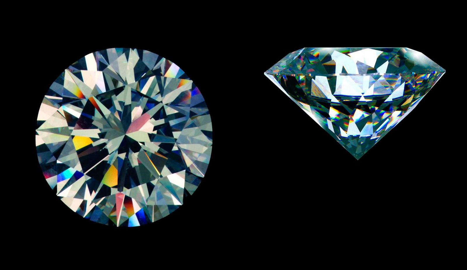 Rare Round Brilliant Cut Diamond Goes Under The Hammer At