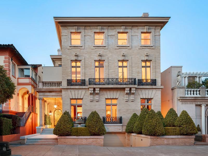 San Francisco's Hellman Mansion On Market For $149