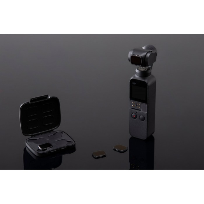 DJI Osmo Pocket filtrikomplekt ND (P7)