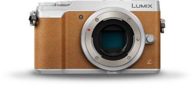 Panasonic Lumix DMC-GX80 kere, pruun