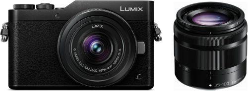 Panasonic Lumix DC-GX800 + 12-32mm + 35-100mm Kit, must