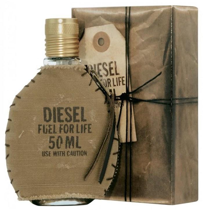 Diesel Fuel For Life Pour Homme Eau de Toilette 50ml