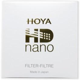 Hoya filter UV HD Nano 62mm