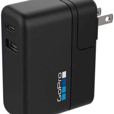 GoPro laadija Dual Port Supercharger