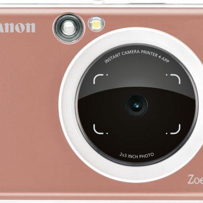 Canon Zoemini S, rose gold