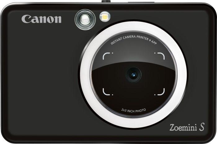 Canon Zoemini S, must