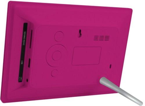 Braun digitaalne pildiraam 709 7″, roosa