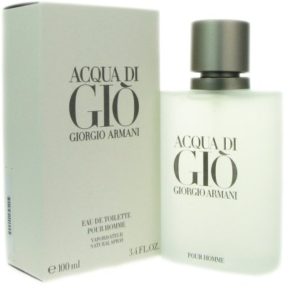 Giorgio Armani Acqua Di Gio Pour Homme Eau de Toilette 100ml