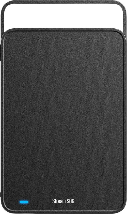 Silicon Power Stream S06 2TB, must