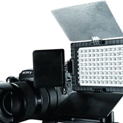 Falcon Eyes videovalgusti DV-96V-K2 + aku