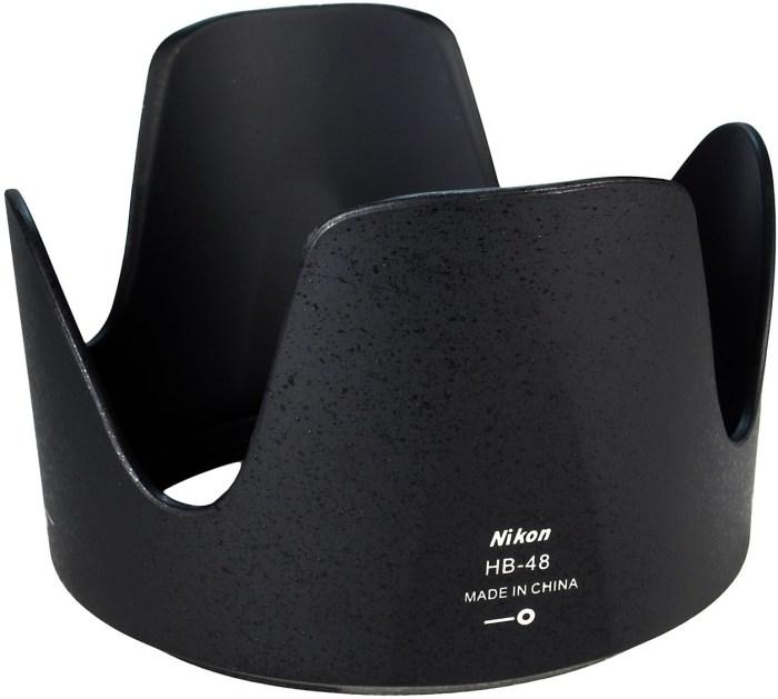 Nikon päikesevarjuk HB-48