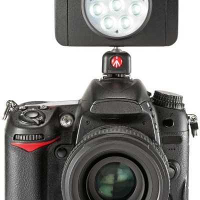 Manfrotto videovalgusti Lumimuse 8 LED Light