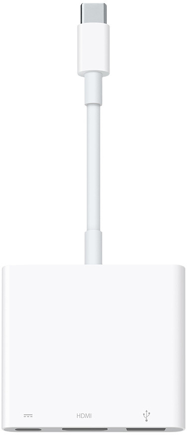 Apple adapter USB-C Digital AV Multiport