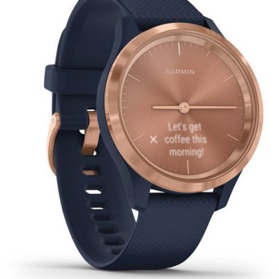 Garmin vivomove 3S S/E Sport, rose gold/navy