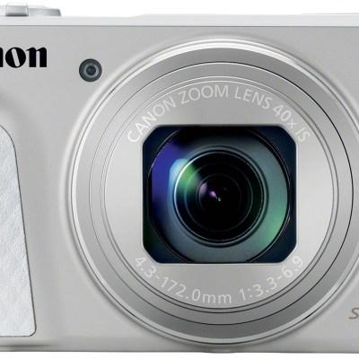 Canon Powershot SX730 HS, hõbedane