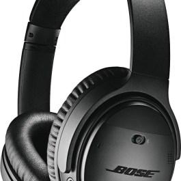 Bose juhtmevabad kõrvaklapid + mikrofon QuietComfort 35 II, must