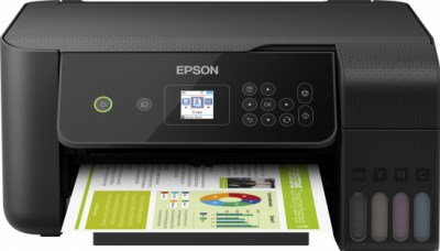 Epson kõik-ühes printer EcoTank L3160 Colour 3in1
