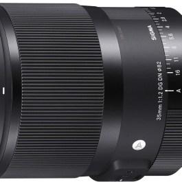 Sigma 35mm f/1.2 DG DN Art objektiiv Sonyle