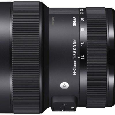Sigma 14-24mm f/2.8 DG DN Art objektiiv Panasonic-S