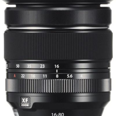 Fujifilm XF 16-80mm f/4 R OIS WR objektiiv