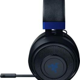 Razer kõrvaklapid + mikrofon Kraken Console, must/sinine