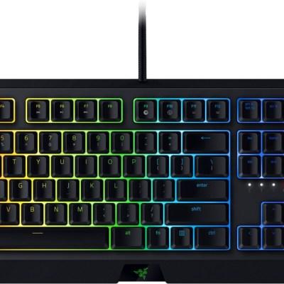 Razer klaviatuur Blackwidow 2019 US Green Switches