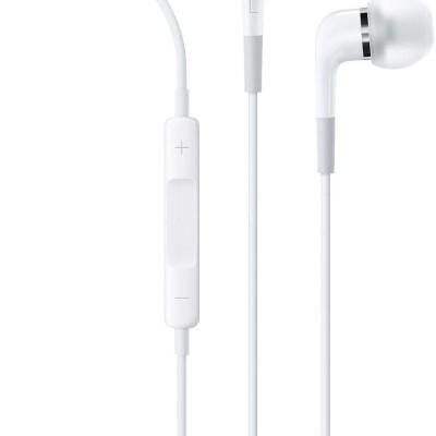 Apple kõrvaklapid + mikrofon ME186ZM/B