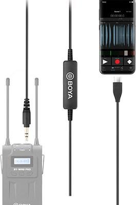 Boya kaabel 3,5mm – USB-C 35C-USB-C
