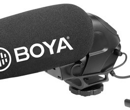 Boya mikrofon BY-BM3031