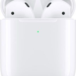 Apple AirPods + juhtmevaba laadimiskarp (MRXJ2ZM/A)