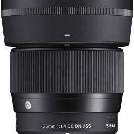 Sigma 56mm f/1.4 DC DN Contemporary objektiiv Micro four Thirds