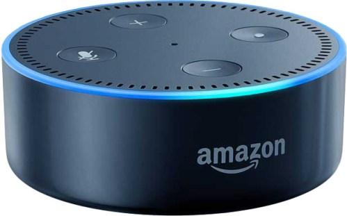 Amazon Echo Dot 2, must
