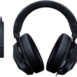 Razer kõrvaklapid + mikrofon Kraken Tournament, must