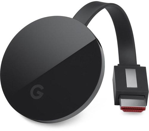 Google Chromecast Ultra 4K, must