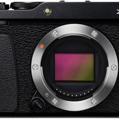 Fujifilm X-E3 + 15-45mm Kit, must
