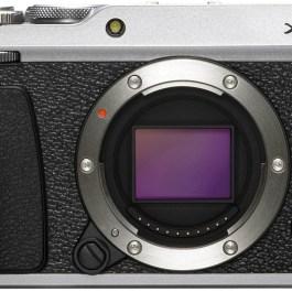 Fujifilm X-E3 + 15-45mm Kit, hõbedane