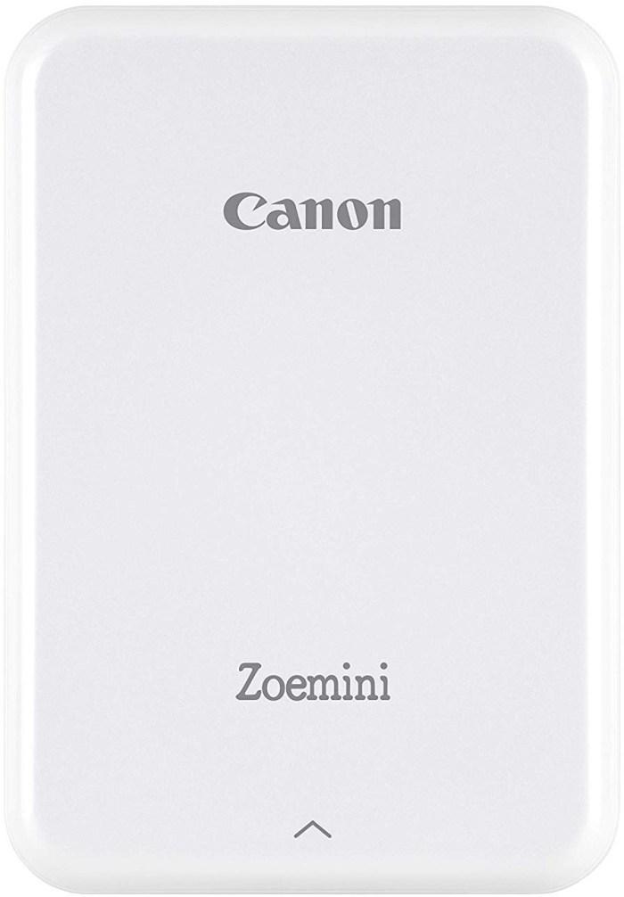 Canon fotoprinter Zoemini PV-123, valge