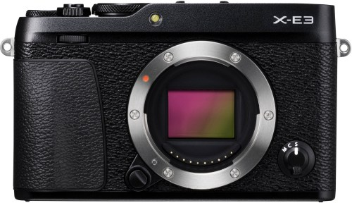 Fujifilm X-E3 + 23mm f/2.0 Kit, must