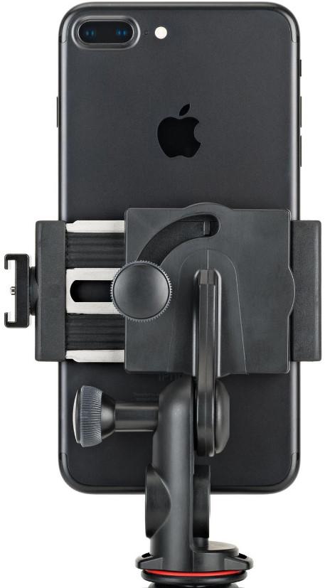 Joby telefoni statiiviadapter GripTight Pro 2 Mount, must/hall