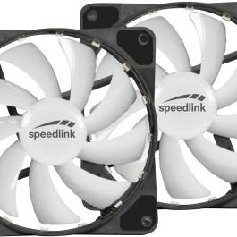 Speedlink korpuse jahutus MYX LED Fan Kit (SL-600606-MTCL)