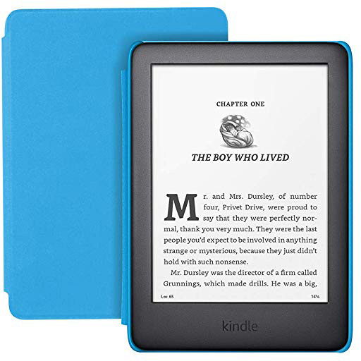 Amazon Kindle Kids Edition 2019 8GB WiFi, sinine