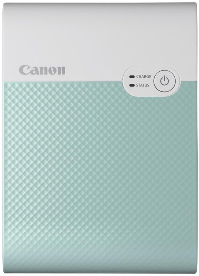 Canon fotoprinter Selphy Square QX10, roheline