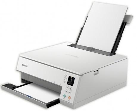 Canon tindiprinter PIXMA TS6351, valge