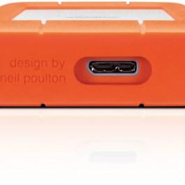 LaCie väline kõvaketas 5TB Rugged Mini 2,5″ USB 3.0