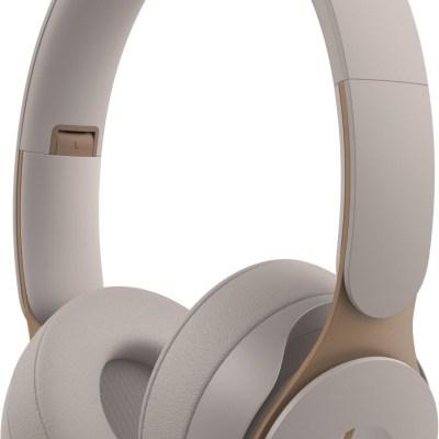 Beats juhtmevabad kõrvaklapid + mikrofon Solo Pro, hall