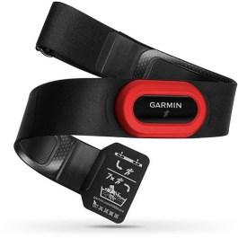 Garmin pulsivöö HRM-Run, must/punane