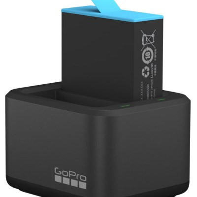 GoPro Dual akulaadija + aku Hero9 Black