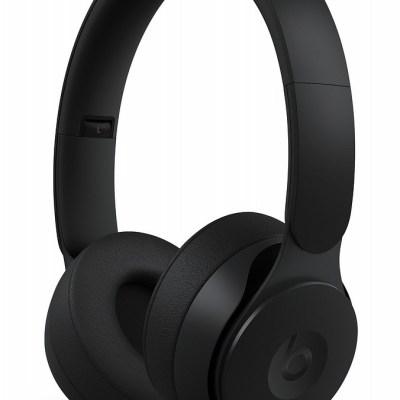 Beats juhtmevabad kõrvaklapid + mikrofon Solo Pro, must