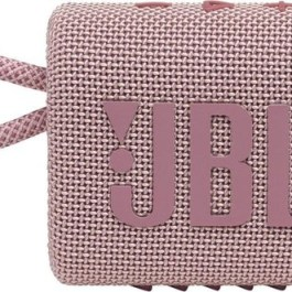JBL juhtmevaba kõlar Go 3 BT, roosa